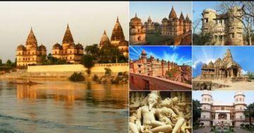 9 night 10days Enchanting Madhya Pradesh.
