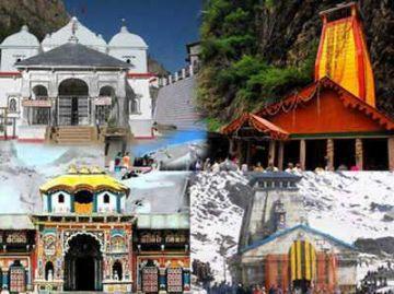 Amazing Char Dham Yatra With Paradise Holidayers
