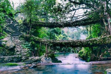 Adventurous Arunachal and Meghalaya