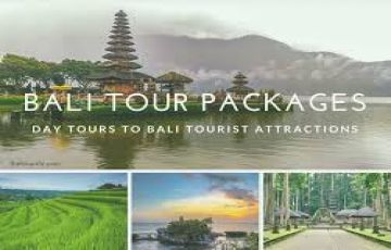 Bali Indonesia  Tour for 6 Adults
