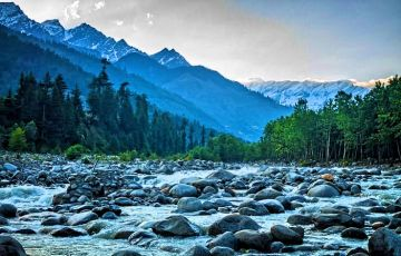 Amazing Himachal Honeymoon Tour for A Couple