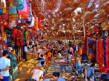 Diwali Celebrations at Goa.