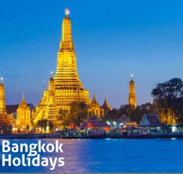 4 night 5 days Bangkok And Pattya Pakge. Only Rs.15500/- per person