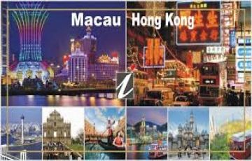 Hong Kong Macau Tour Package with Cruise at  Rs 113500 for 2 Adults