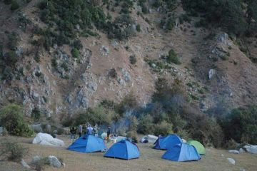 Khabru Trek/Jungle Camp