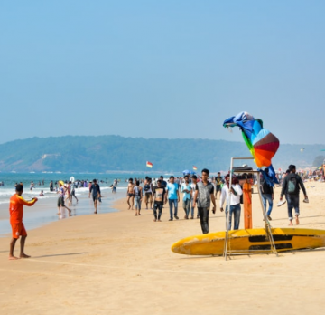 Ladies Special Goa Tour In Budget 5N/6D