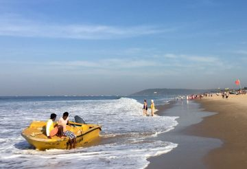 Amazing Weekend Getaway From Hyderabad To Goa@ 4199 per person with Easy Way Holidays