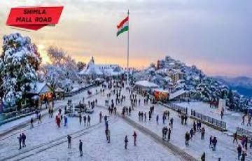 5 night 6 day Shimla Manali Budget tour   Volvo