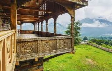 MANALI DEV ROOPA TRAKKING VOLVO TOUR PACKAGE