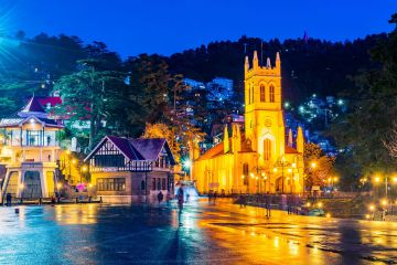 3 Days Shimla With Chandigarh Best Package