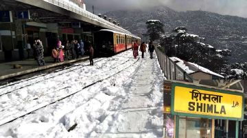 5 Days Shimla Amazing Tour  Package with Volvo