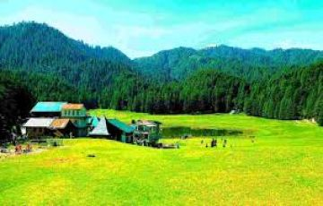 5 Days Shimla with Naldehra, Tatapani Best Deal Package