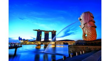 AMAZING SINGAPORE FOR 3 NIGHTS - LAND ONLY