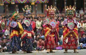 Festival tour Bhutan