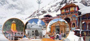 Shiv Parvati ka niwas Char Dham 5 days Trip Package @9999 INR|Call on 9818705209 | TriFete Holidays Pvt. Ltd, Versova Mumbai|