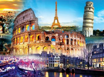 Grand Tour of Europe 13 Nights Fixed Depart