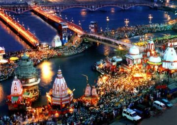 10  Days Haridwar Nanital Dehradun Mussoorie Rishikesh Best Tour Package
