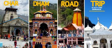 10 Days Char Dham  Best Deal Package