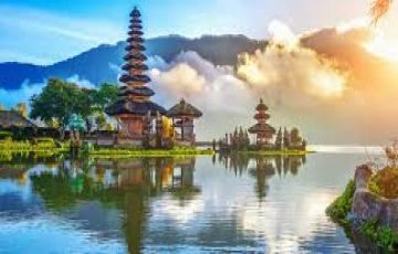 Peaceful Bali with Flights