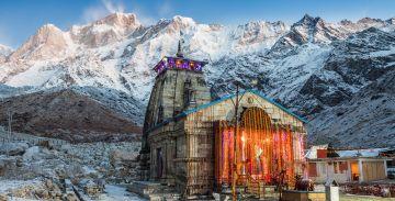 8 Days Amazing Char Dham Yatra Dehradun By Cab