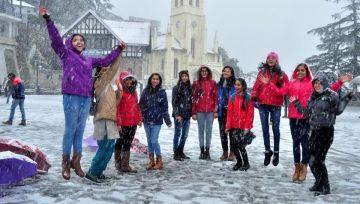 2 Days Volvo Package Haridwar To Shimla
