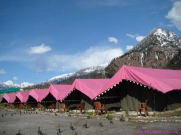 4 Days Manali Tour Package with Camp Stay