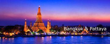 Bangkok And Pattaya Pocket Friendly