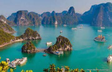 Beautiful Vietnam and Cambodia