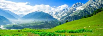 Beauty of Kashmir 5 nights/6 days Honeymoon Package