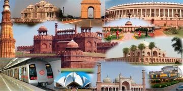 8 Days Dehli Agra Jaipur manali Best Tour Package