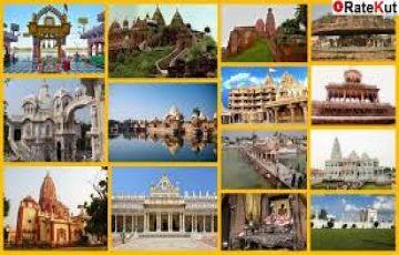 8 Days Delhi Agra Mathura Virindavan Jaipur Tour Package