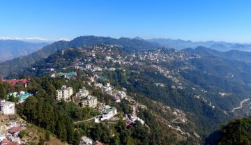 Mussoorie Weekend Escape