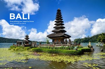An adorable BALI Tour for 5N/6D only @25,000 for a Couple Contact- 9899440723 | Trifete Holidays Pvt. Ltd.