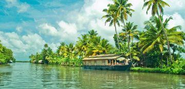 7 Days Kerla Munnar Tekkady Kovalam Allepey Best Tour Package