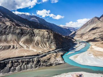 9 Days Srinager Kargil Leh Nubra Pangong Serchu Manali Best Tour Package