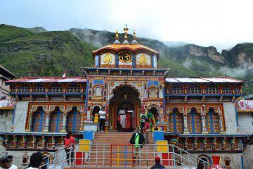 Divine Char Dham Yatra 08 Night 09 Days From Haridwar