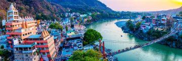 Kedarnath Badrinath with Haridwar and Pauri 7 nights/8 days Uttarakhand Holiday Package
