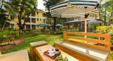 Stay night in goa just @ 2999 Per person| Contact 9818704762| TriFete Holidays PVT LTD.