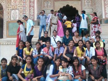 School Tour To Rajasthan