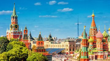 Getaway Goddess Russia 7 days Trip @75000 INR   call 9818705209 TriFete Holidays Pvt. Ltd, Versova Mumbai