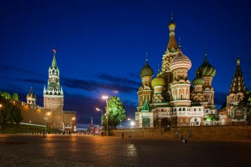 Getaway Goddess Russia 7 days Trip @75000 INR