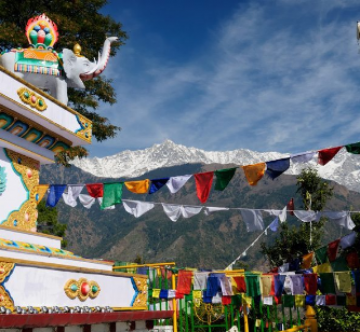 TRIP TO LITTLE LHASA DHARAMSHALA FOR 5N/6D