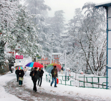 Sightseeing Tour Of Himachal Pradesh With A Visit To Dalhousie And Dharamshala For 1N/2D