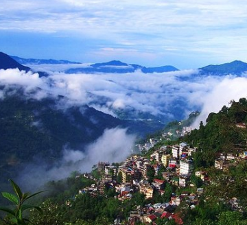 Darjeeling- Lachung Tour Package For Sikkim For 5N/6D