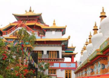 Picturesque Darjeeling Honeymoon Tour Package For 5N/6D