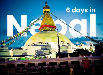 MAGICAL NEPAL 5N/6D