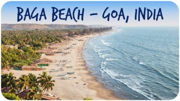 Friends Enjoy in Goa Beach 7 days Trip @17999 INR