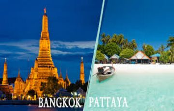 Bangkok / Pattaya Tour  Minimum 2 Adults