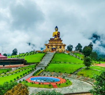 Darjeeling and Lachung Majestics Tour 1N/2D