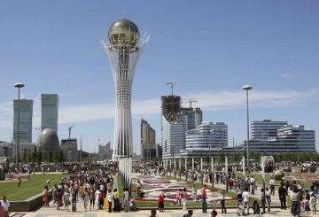 Almaty 5 Night